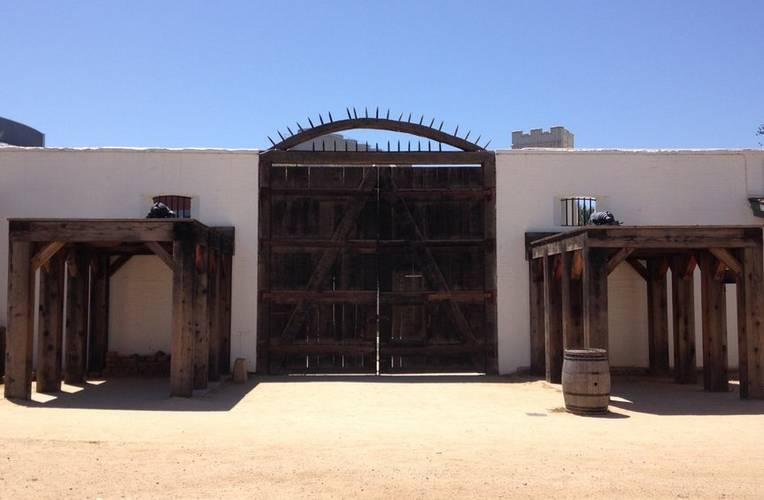 Sutter's Fort Sacramento