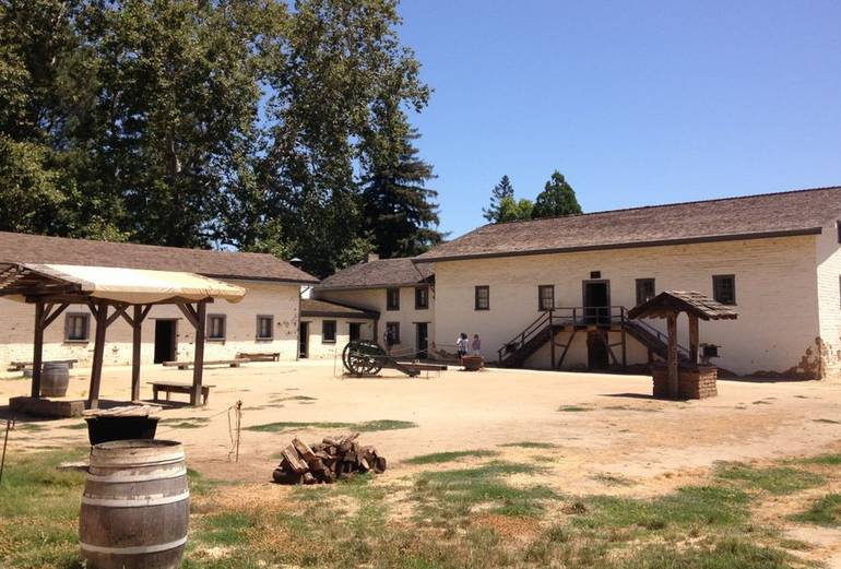 Sutter's Fort Sacramento Day Trip