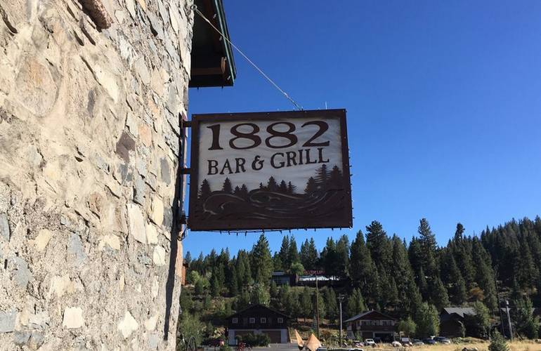 1882 Bar & Grill Truckee California