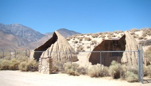 Owens Valley Charcoal Kilns