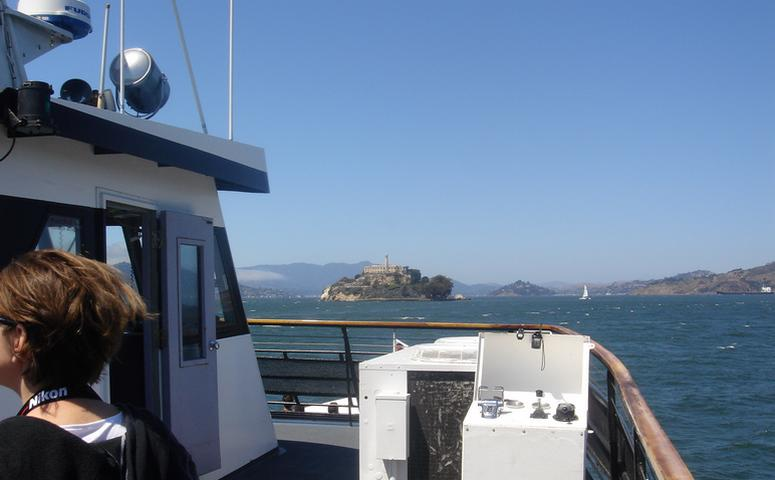 Alcatraz Island Shuttle Boat