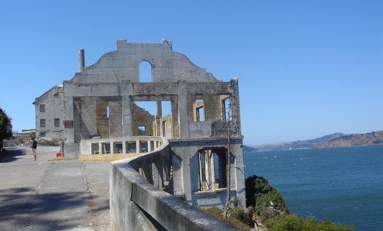 Alcatraz Island The Rock