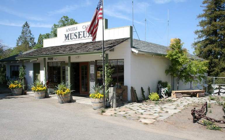 Angels Camp Museum