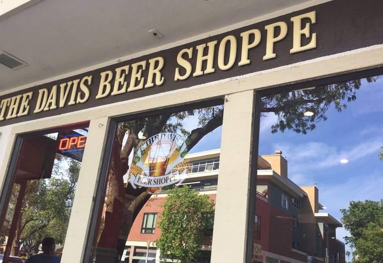 Beer Shoppe Davis