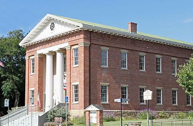 Benicia State Capitol Building