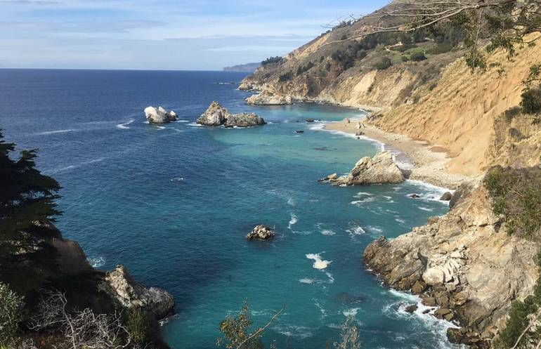 Big Sur Road Camping Trip Best Campgrounds