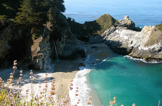 Julia Pfeiffer Burns State Park