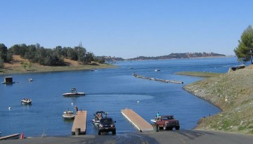 Folsom Lake Day Trip