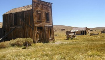 Bodie Ghost Town Day Trip