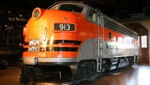 California State Railroad Museum Day Trip