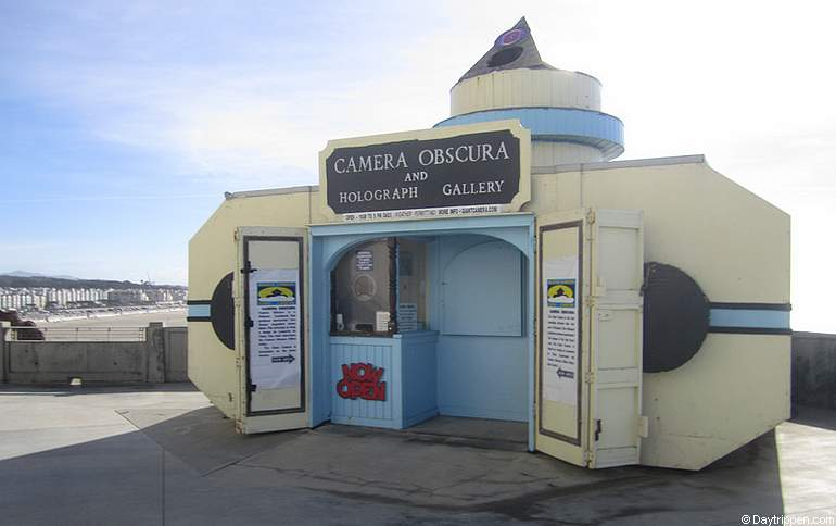 Camera Obscura Cliff House San Francisco