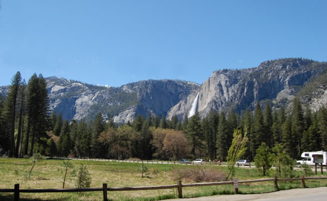 Campgrounds in Yosemite Valley