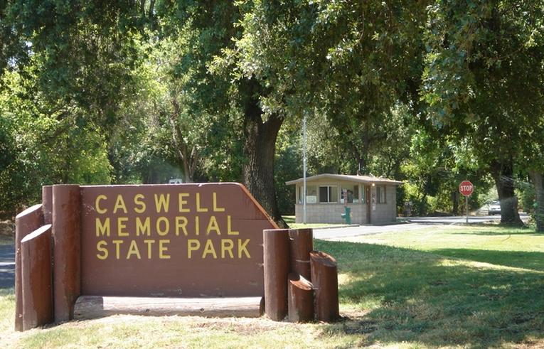 Caswell Memorial State Park