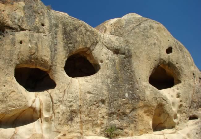 Mount Diablo Caves