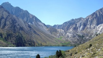 Convict Lake California High Sierra Day Trip