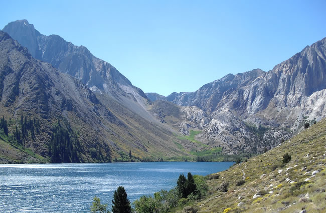 Convict Lake Day Trip