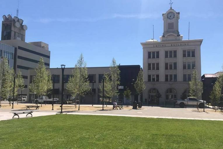 Courthouse Square Santa Rosa