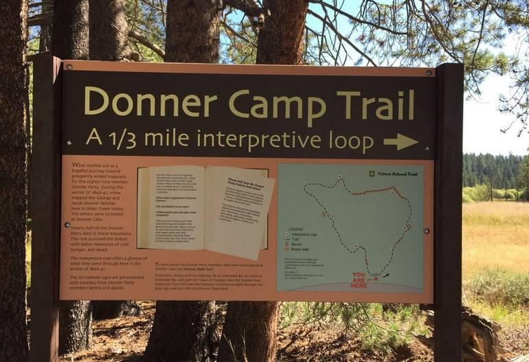 Donner Memorial State Park