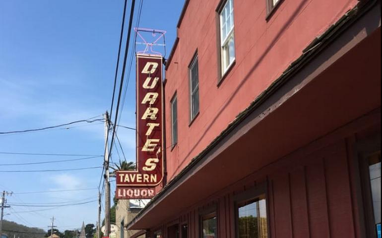 Duarte's Tavern Pescadero