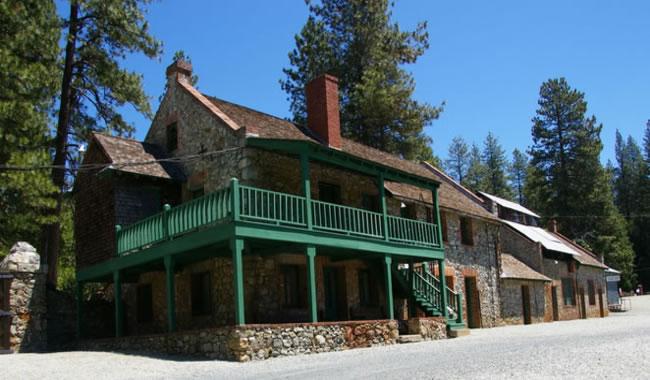 Empire Mine State Historic Park