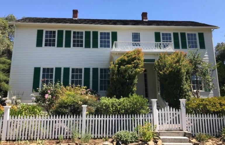 Fischer-Hanlon House Benicia California