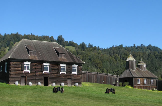 Fort Ross San Francisco Day Trip