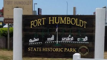 Fort Humboldt State Historic Park Day Trip Eureka California