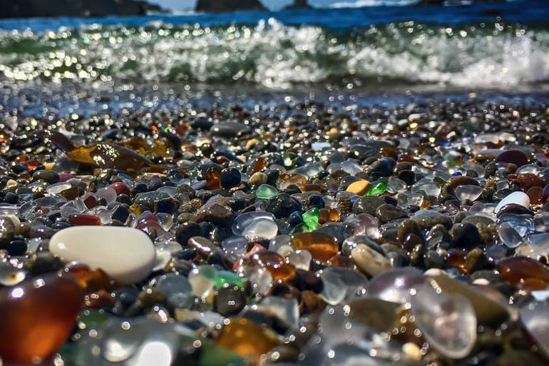 Fort Bragg Glass Beach