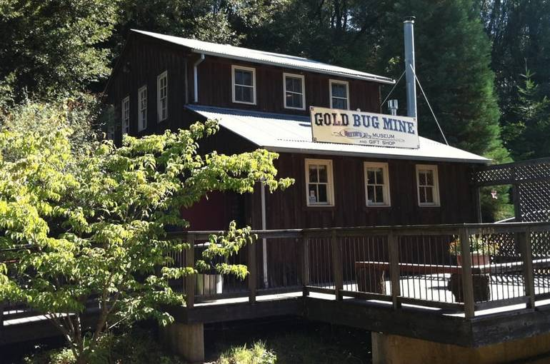 Gold Bug Mine Placerville