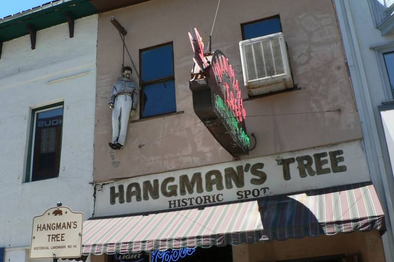 Placerville Hangman's Tree