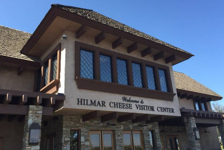 Hilmar Cheese Company California Central Valley