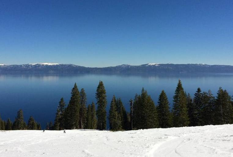 Homewood Mountain Resort Lake Tahoe
