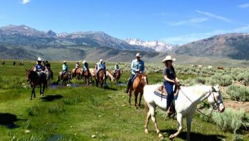 Hunewill Guest Ranch High Sierra Vacation