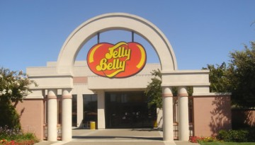 Jelly Belly Factory Day Trip