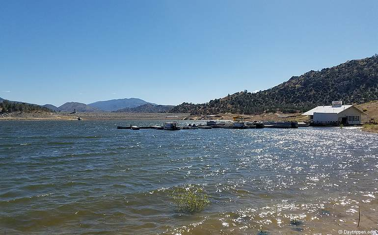 Lake Isabella- Kern River