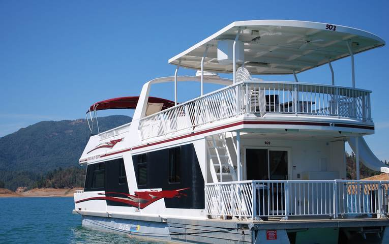 Lake Shasta House Boat Rentals