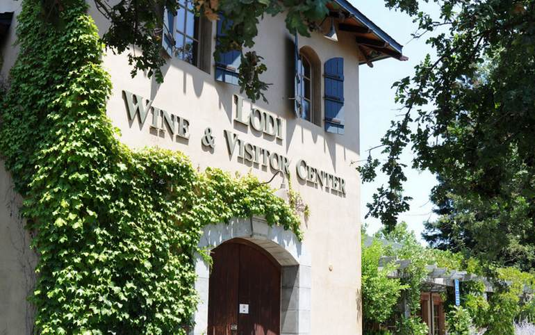 Lodi Wine Center