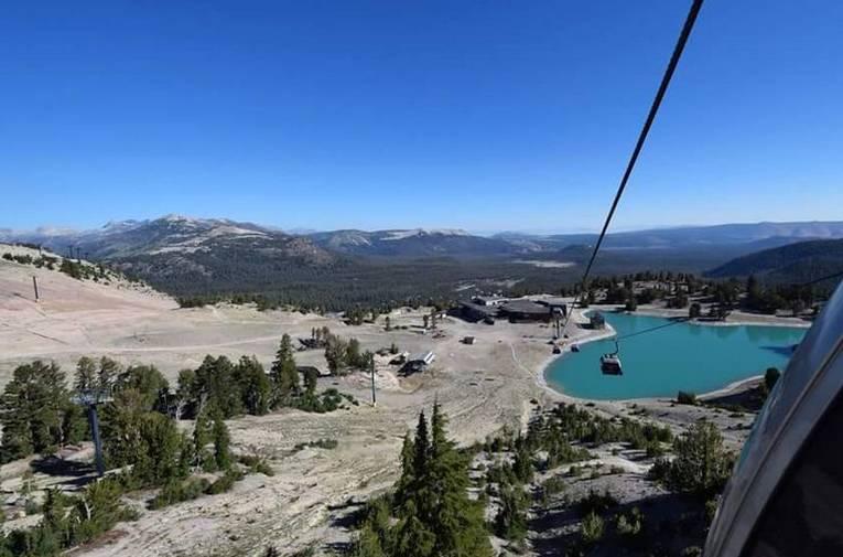 Mammoth Mountain Gondola
