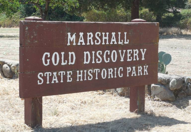 Getting to Marshall Gold Discovery SHP