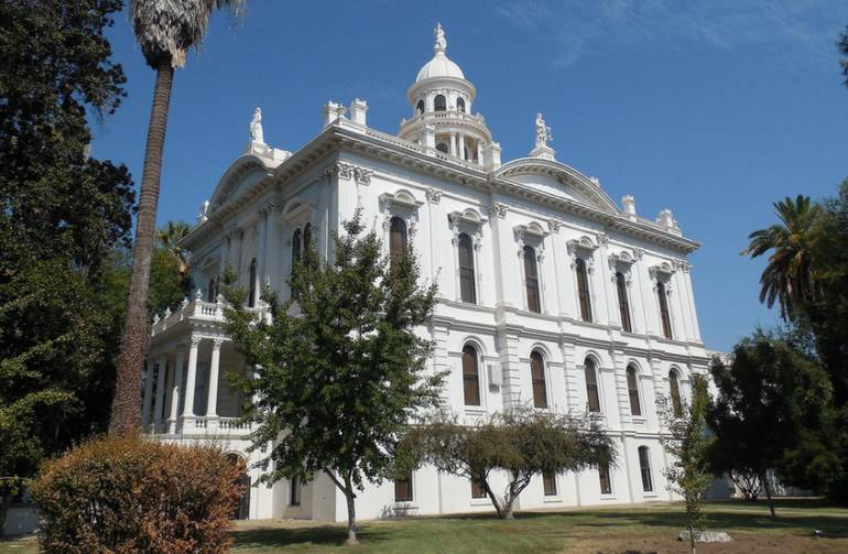 Merced County Courthouse Museum