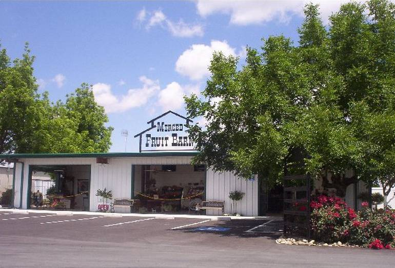 Merced Fruit Barn