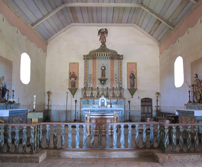 Mission San Antonio Fort Hunter Liggett