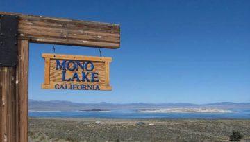 Mono Lake California Eastern Sierra Day Trip