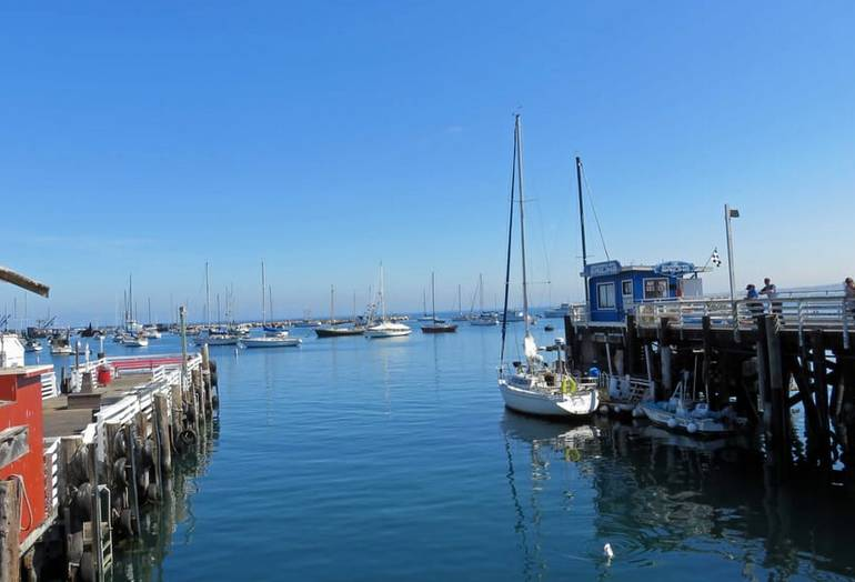 Monterey Bay California