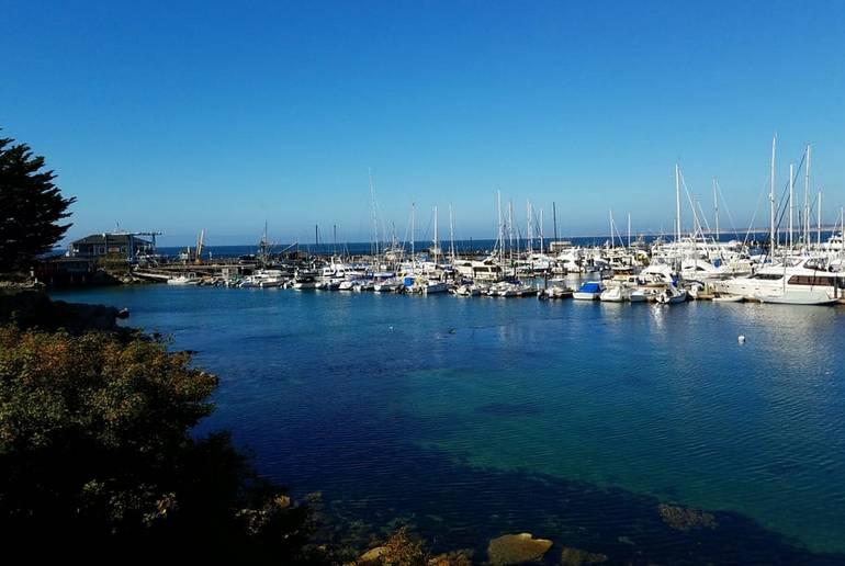 Monterey Bay Harbor