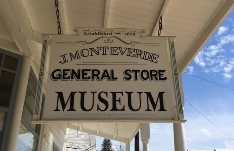 Monteverde Store Museum Sutter Creek Ca