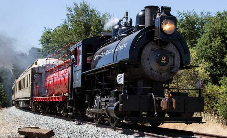 Niles Canyon Railroad Steam Festival