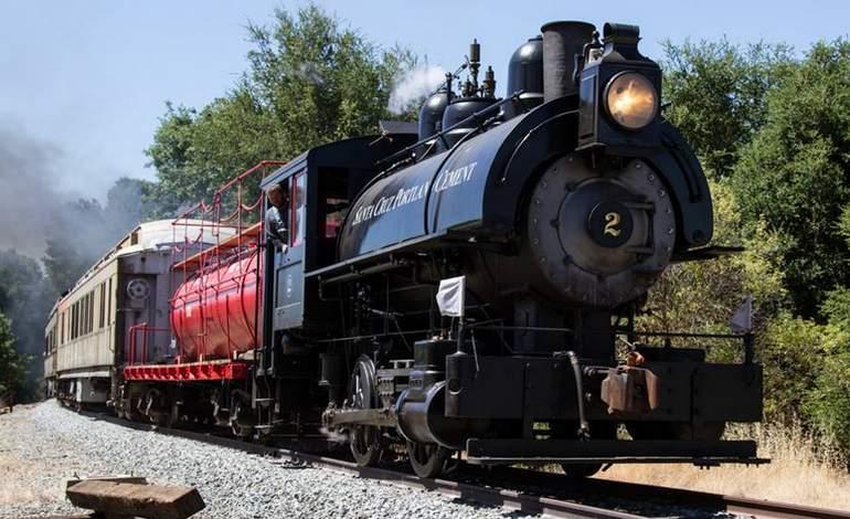 Niles Canyon Railroad Steam Festival