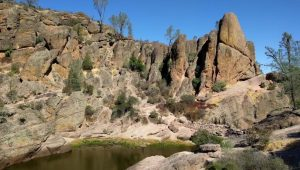 Pinnacles National Park Day Trip