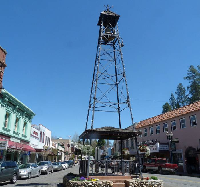 Placerville Belltower